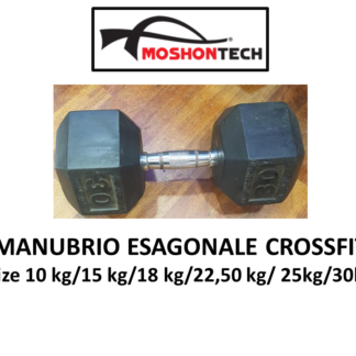 MANUBRIO ESAGONALE CROSSFIT