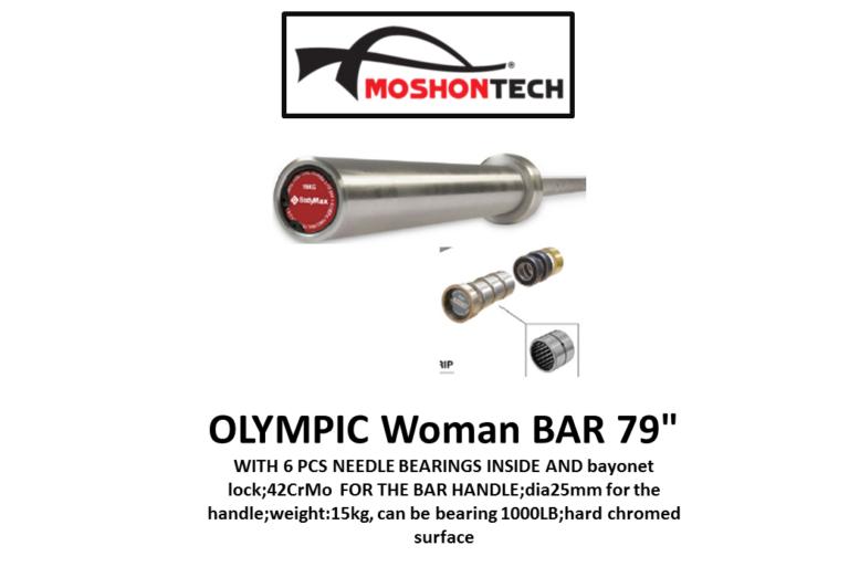 OLYMPIC Woman BAR 79